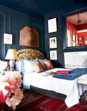 60 cool eclectic master bedroom decor ideas (9)