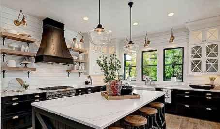 60 Cool Modern Farmhouse Living Room Decor Ideas - Roomadness.com