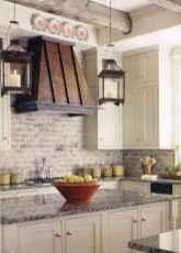 60 fancy farmhouse kitchen backsplash decor ideas (23)