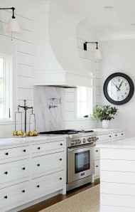 60 fancy farmhouse kitchen backsplash decor ideas (31)