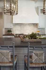 60 fancy farmhouse kitchen backsplash decor ideas (46)