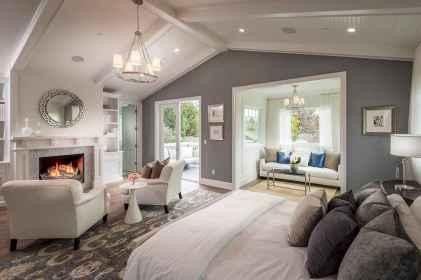 60 glamorous dream master bedroom decor ideas (21)