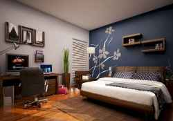 60 glamorous dream master bedroom decor ideas (42)