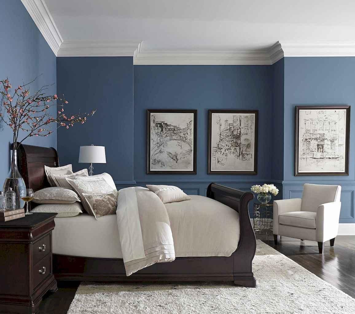 60 glamorous dream master bedroom decor ideas (48)