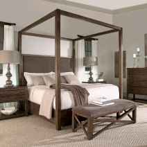 60 glamorous dream master bedroom decor ideas (5)