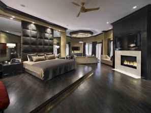60 glamorous dream master bedroom decor ideas (51)