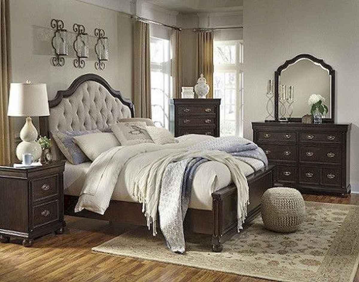 60 glamorous dream master bedroom decor ideas (55)