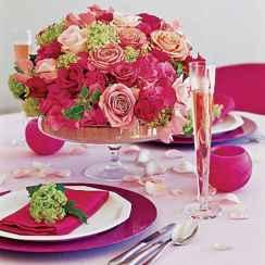 66 romantic valentines table settings decor ideas (19)