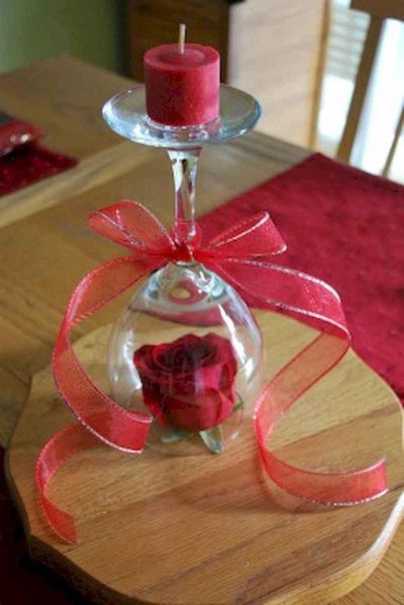 66 romantic valentines table settings decor ideas (2)