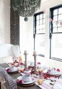 66 romantic valentines table settings decor ideas (24)