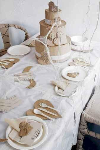 66 romantic valentines table settings decor ideas (35)