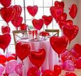 66 romantic valentines table settings decor ideas (41)