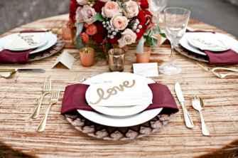 66 romantic valentines table settings decor ideas (64)