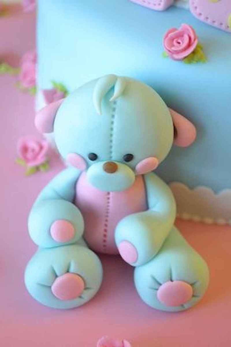 70 beauty and easy polymer clay ideas for beginners (46)