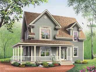 70 brilliant small farmhouse plans design ideas (18)