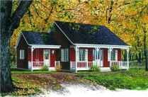 70 brilliant small farmhouse plans design ideas (24)