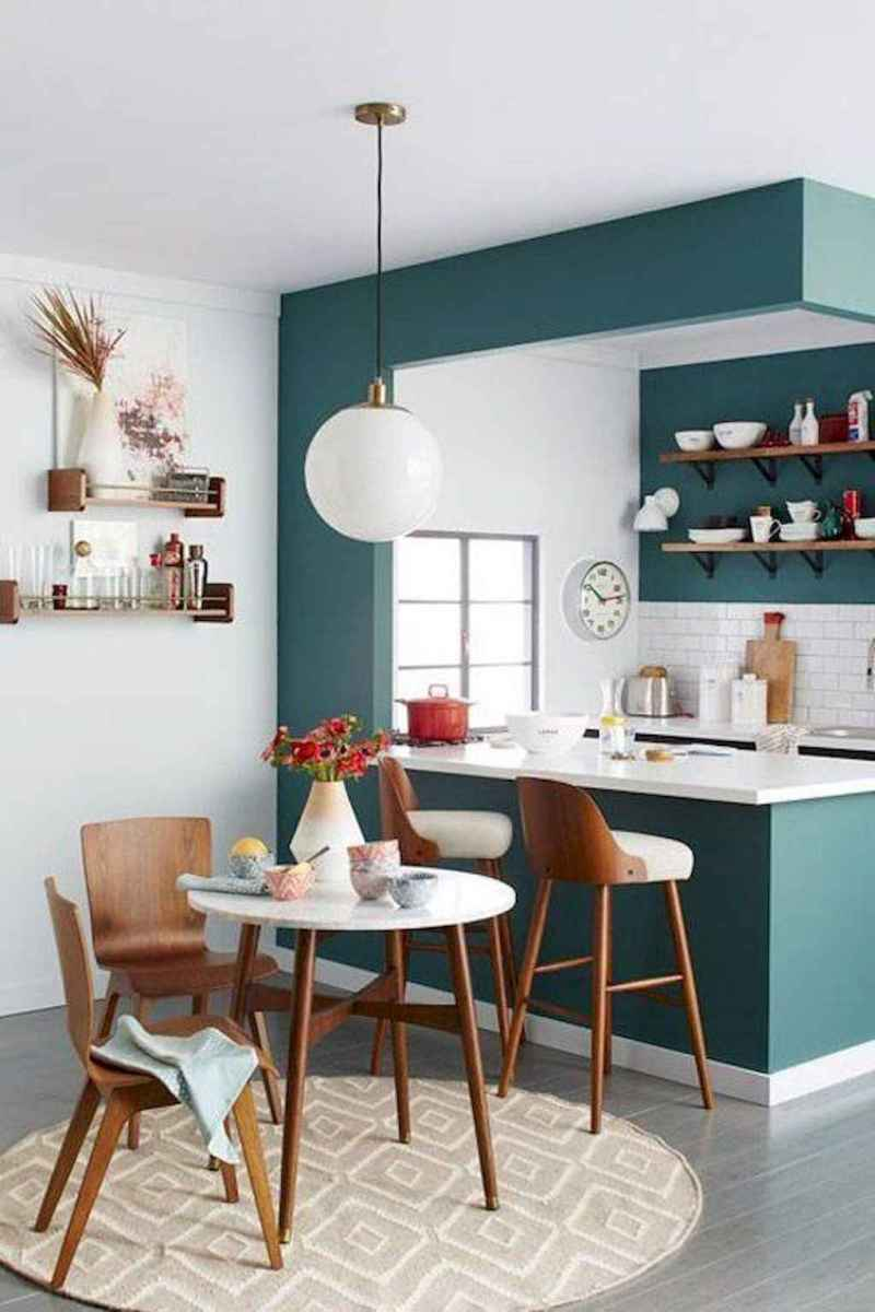 70 cool modern apartment kitchen decor ideas (4)