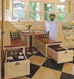 70 surprising apartment kitchen organization decor ideas (15)