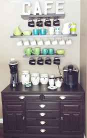 70 surprising apartment kitchen organization decor ideas (64)
