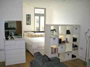 77 magnificent small studio apartment decor ideas (70)