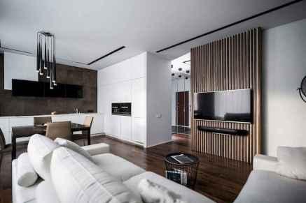 80 pretty modern apartment living room decor ideas (13)