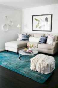 80 smart solution small apartment living room decor ideas (35)
