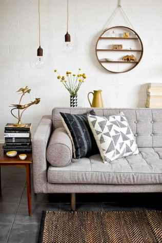 80 smart solution small apartment living room decor ideas (47)