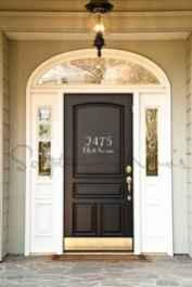 90 awesome front door farmhouse entrance decor ideas (20)
