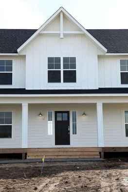 90 incredible modern farmhouse exterior design ideas (11)