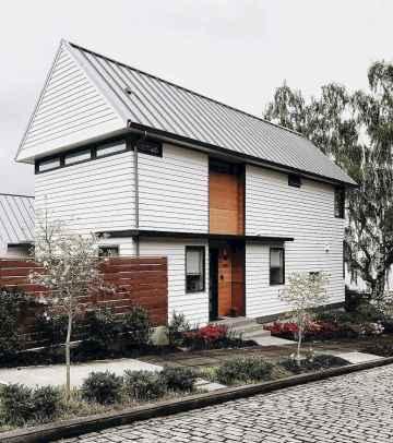 90 incredible modern farmhouse exterior design ideas (25)