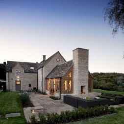 90 incredible modern farmhouse exterior design ideas (71)