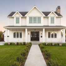 90 incredible modern farmhouse exterior design ideas (77)