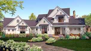 90 incredible modern farmhouse exterior design ideas (80)