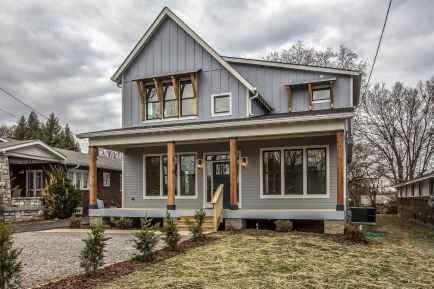 90 Incredible Modern Farmhouse Exterior Design Ideas ... - photo#7