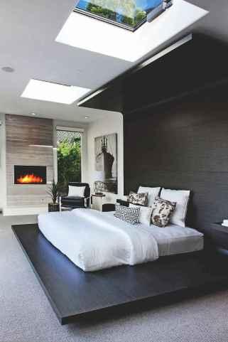 90 stunning modern master bedroom decor ideas (17)