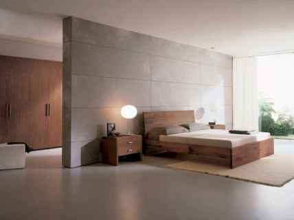 90 stunning modern master bedroom decor ideas (22)