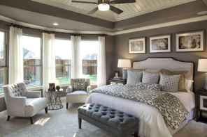 90 stunning modern master bedroom decor ideas (68)