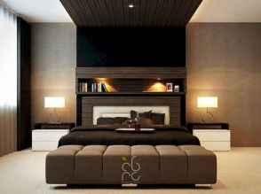 90 stunning modern master bedroom decor ideas (87)