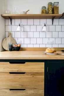 100 best oak kitchen cabinets ideas decoration for farmhouse style (68)