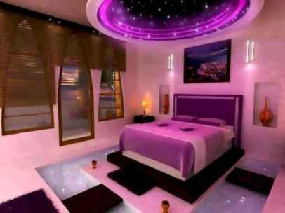 100+ cute loft beds college dorm room design ideas for girl (35)
