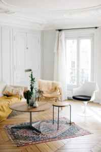 111 awesome parisian chic apartment decor ideas (38)