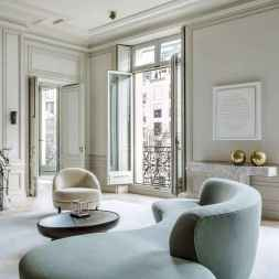 111 awesome parisian chic apartment decor ideas (92)