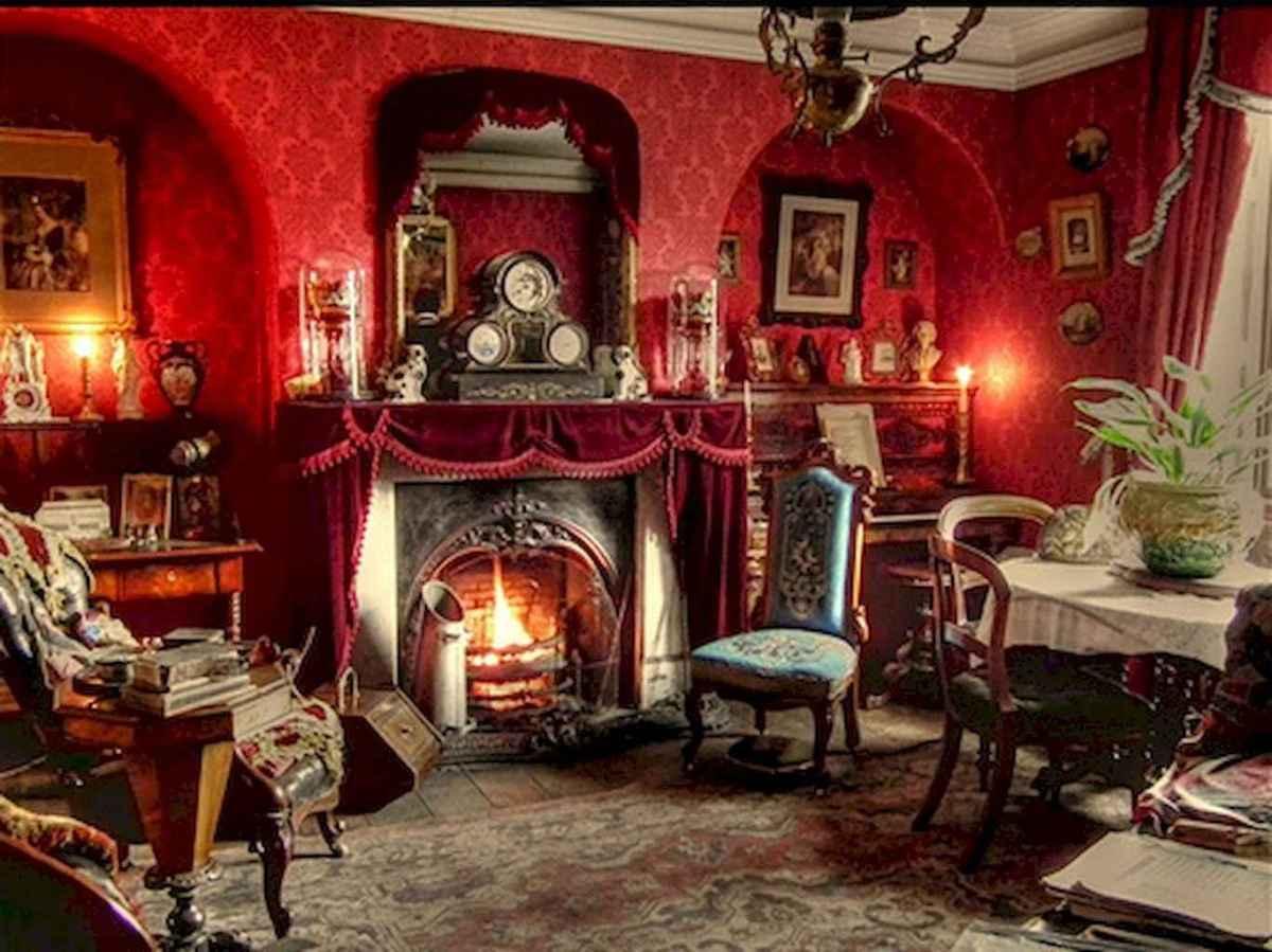 130 best victorian furniture ideas for farmhouse style design (17)