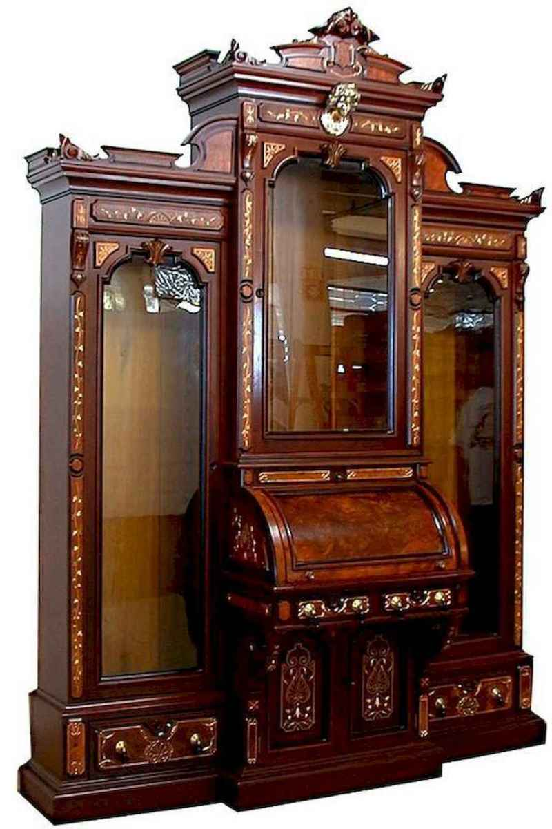 130 best victorian furniture ideas for farmhouse style design (49)