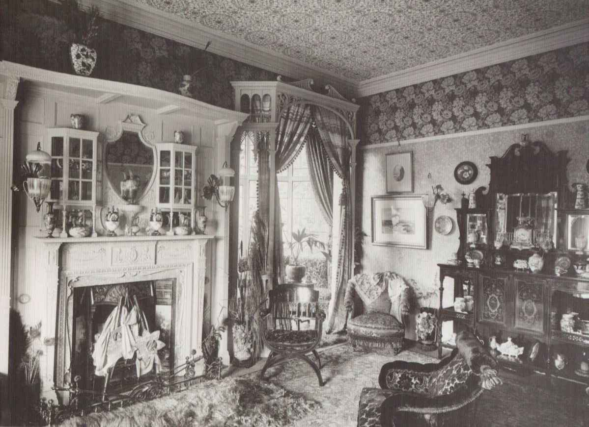 130 best victorian furniture ideas for farmhouse style design (74)