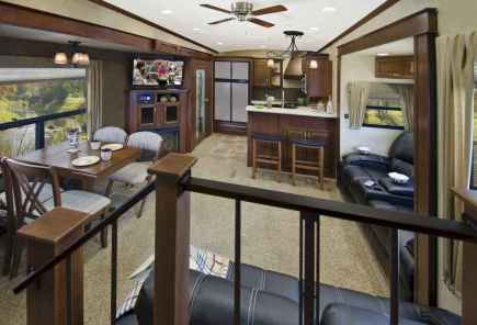40 top rv 5th wheels kitchen hacks makeover and renovations tips ideas to make your road trips awesome (17)