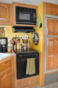 40 top rv 5th wheels kitchen hacks makeover and renovations tips ideas to make your road trips awesome (18)