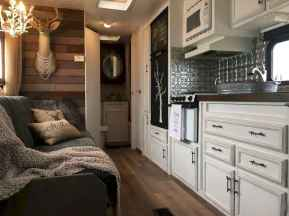 40 top rv 5th wheels kitchen hacks makeover and renovations tips ideas to make your road trips awesome (3)