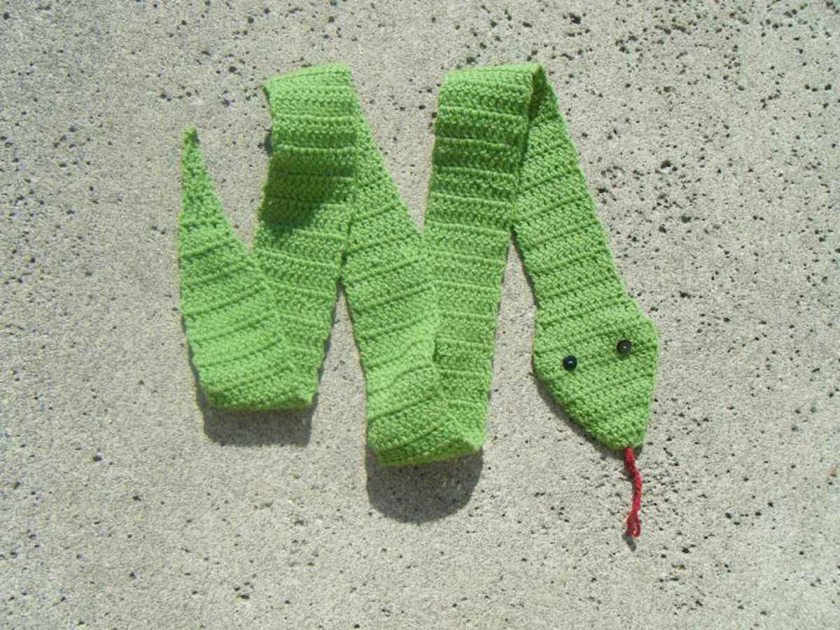 50 easy diy crochet animal scarf ideas for beginner (16)