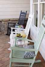 60 awesome farmhouse porch rocking chairs decoration (57)